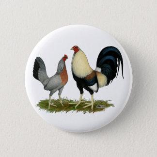 Golden Duckwing Chickens Button