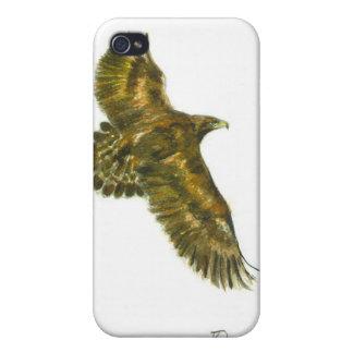 Golden Eagle 4 G iPhone case