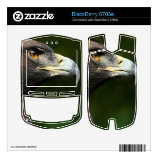 Golden Eagle Aquila Chrysaetos BlackBerry 8703e Decal