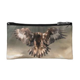 Golden Eagle Cosmetic Bag