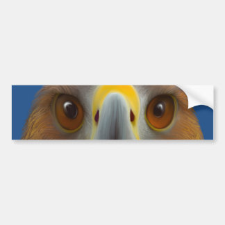 Golden Eagle Bumper Sticker