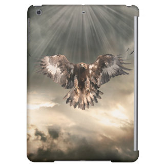 Golden Eagle Cover For iPad Air