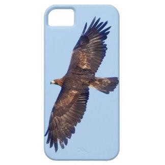Golden Eagle in Flight iPhone 5 Case-Mate Case