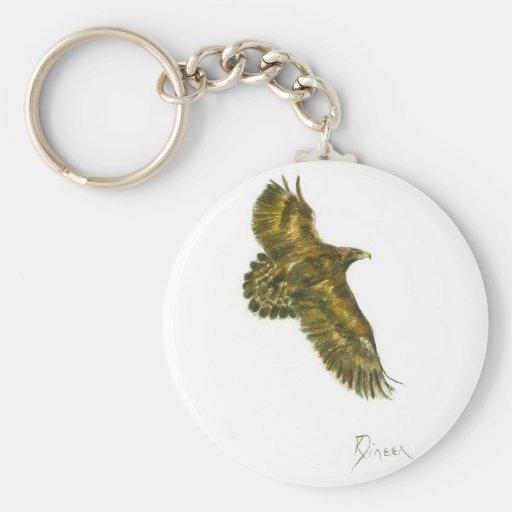 Golden Eagle keychain