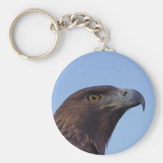 Golden eagle keychains