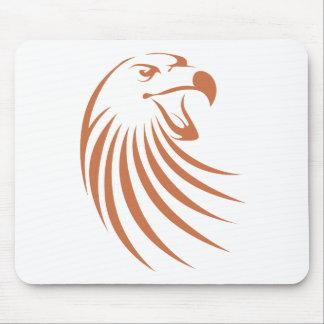 Golden Eagle Logo Mousepad