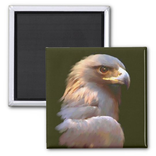 Golden Eagle Magnet