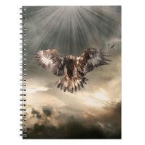 Golden Eagle Notebook