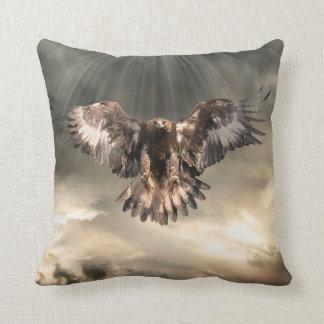 Golden Eagle Pillow