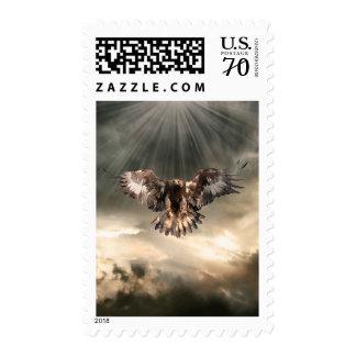 Golden Eagle Postage