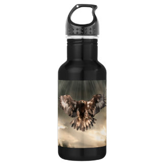 Golden Eagle Stainless Steel Water Bottle