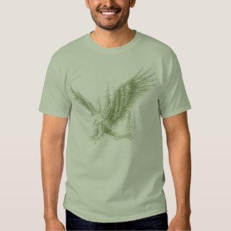 Golden Eagle T Shirt