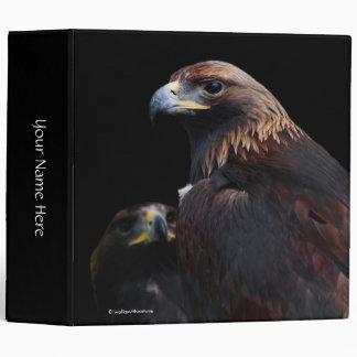 Golden Eagles: Beauties Thru the Bars Binder