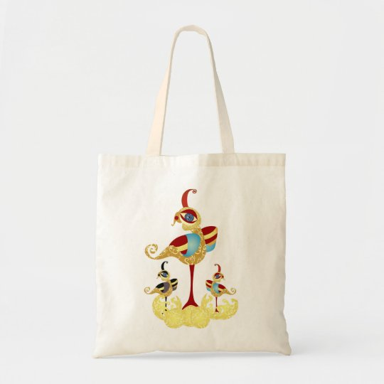 Golden Egg of a Rebel Tote Bag