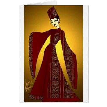 jasmineflynn Golden Empress Card