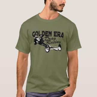 Golden Era Drag Racing Slingshot Dragster T-Shirt