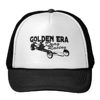 Golden Era Drag Racing Slingshot Dragster Trucker Hat