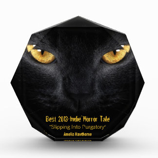 golden-eyed black cat award