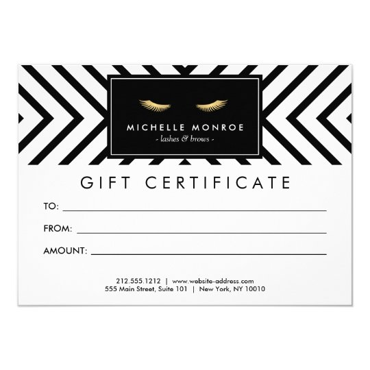 Gift Certificate Template Zazzle Images - Certificate