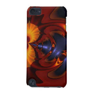 Golden Eyes – Amethyst & Amber Enchantment iPod Touch (5th Generation) Cover