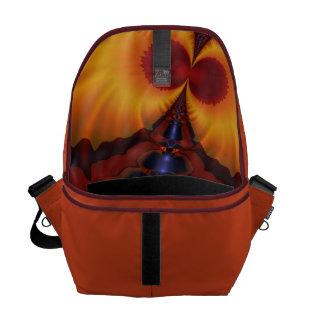 Golden Eyes – Amethyst & Amber Enchantment Commuter Bags