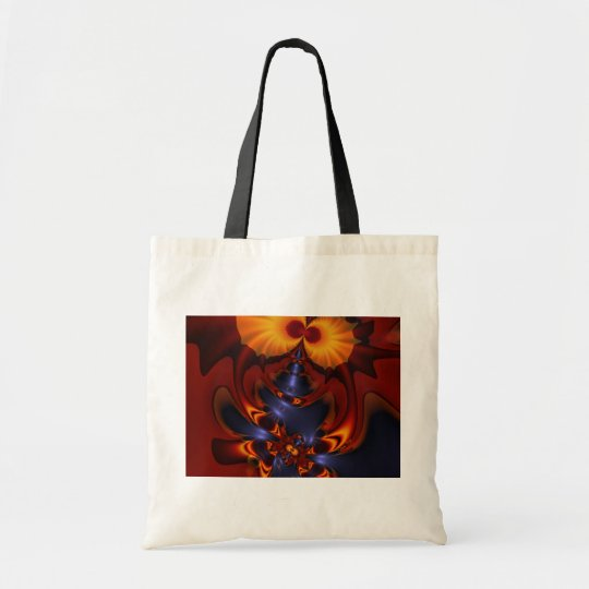 Golden Eyes – Amethyst & Amber Enchantment Tote Bag