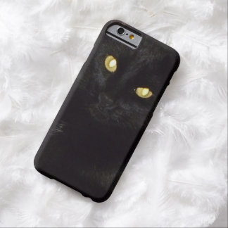 Golden eyes barely there iPhone 6 case