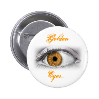Golden Eyes... Button