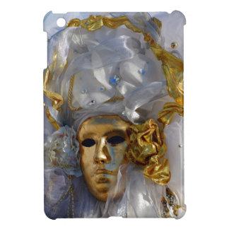 Golden Face iPad Mini Cover