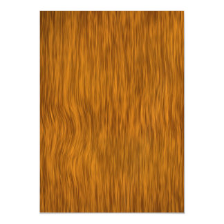 Golden Faux Rough Wood Background Magnetic Card