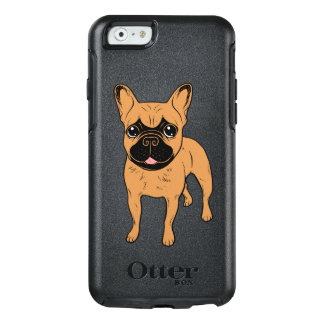 Golden Fawn Frenchie OtterBox iPhone 6/6s Case