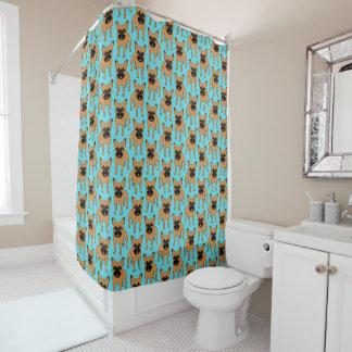 Mask Shower Curtains | Zazzle