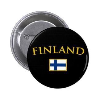 Golden Finland Button