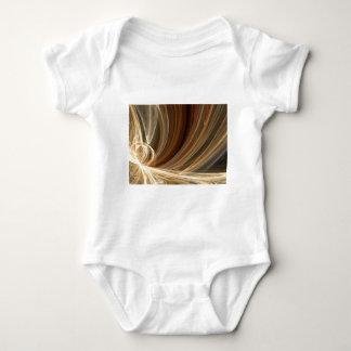 Golden Flair Bright Blast Starburst Design T Shirt