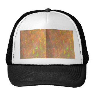 Golden Flavor : CRYSTAL Marble STONE Art Hat