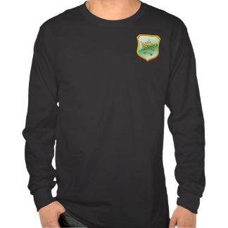 Golden Flight Crest Shirts
