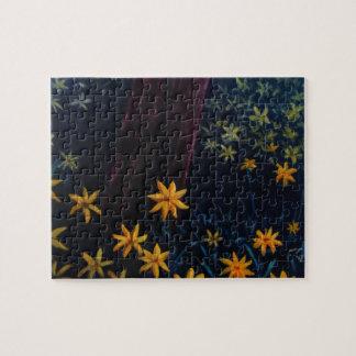 golden flower forest puzzle