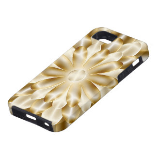 Golden Flower iPhone 5 Case (Vibe Case)