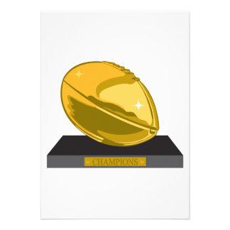 golden football champions announcement