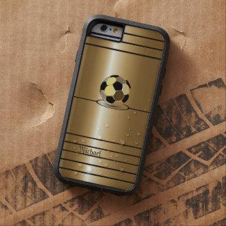 Golden Football Style Tough Xtreme iPhone 6 Case