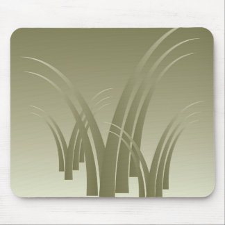 Golden forest mouse pad