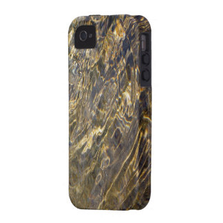 Golden Fountain Water 2 Case-Mate iPhone 4 Cases