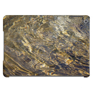 Golden Fountain Water 2 iPad Air Cases