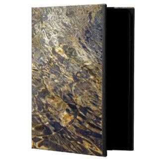 Golden Fountain Water 2 iPad Air Cover