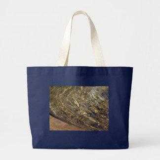 Golden Fountain Water 2 Jumbo Tote Bag
