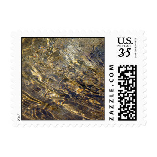 Golden Fountain Water 2 – Small stamp