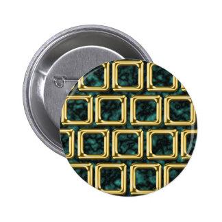 Golden frames pattern button