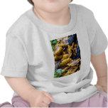 Golden Fungi Tee Shirt