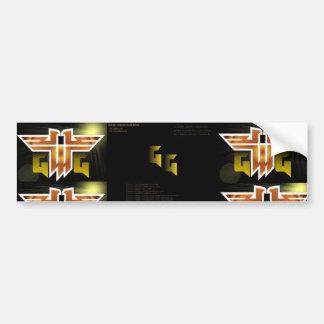 Golden Gamerz GGC, gglogo1, gglogo1 Car Bumper Sticker