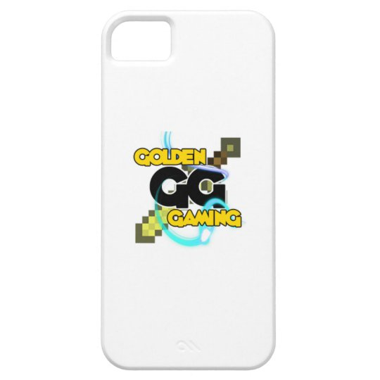 Golden Gaming iPhone 5 Case